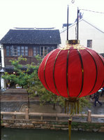 A dreary day in Zhou Zhuang