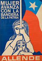 Allende Poster, Chile (1970)