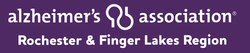 Alzheimers Association Rochester-Finger Lakes Region Logo