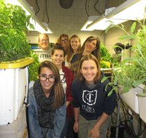 Aquaponics Research Team