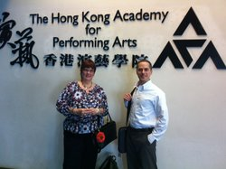 Audition Day in Hong Kong
