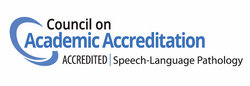 Council on Academic Accreditation Accredited SLP program