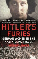 Cover of Hitler's Furies book