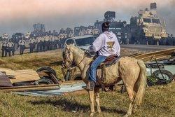 Dakota Pipeline Protest, Nov. 2016