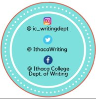 Follow the Ithaca College Writing Department on social media!