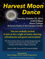 Harvest Moon Dance Flyer 2016