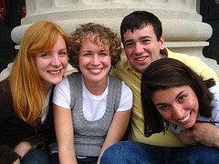 Ithaca interns in Washington, D.C.