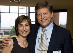 Judy Shapiro Dietz '76 and Jerry Dietz '75
