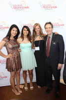 Kelsey, Steve, Stephanie and Karem