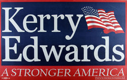 Kerry-Edwards Logo, 2004