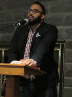 Kevin Young Reading