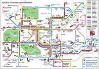 London Tourist Map