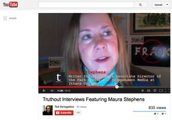 Maura Stephens on Truthout Interview Series, Dec. 12, 2013