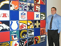 Mike Tannenbaum '09 at the NFL