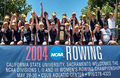 NCAA Champion Crew Team