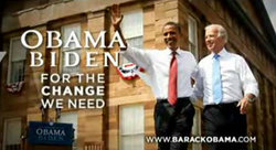"""Need Education"" Video, Obama-Biden Campaign, 2008"