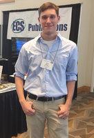 Noah Budin at Electrochemical Society National Meeting at San Diego, CA in May 2016