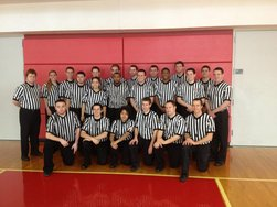 Officials At Boston Regional!