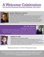 Pre-Doctoral Diversity Fellows