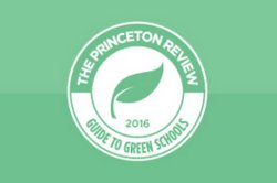 Princeton Review Green College 2016