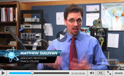 Professor Matthew C. Sullivan featured on the Travel Channel