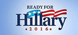 Ready for Hillary 2016 Poster