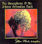 SAXOPHONE AND ME; J. S. Bach