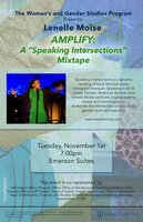 SPEAKING INTERSECTIONS