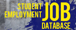 Student Employment Job Database