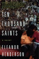 """Ten Thousand Saints"" book cover"