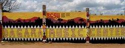 The Dagara Music and Arts Center in Ghana