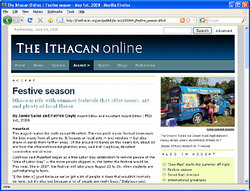 The Ithacan Online