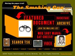The Smoking Gun website