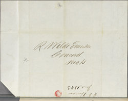 Thoreau Envelope