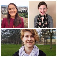 Three English Majors are Summer Scholars