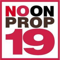 Vote No on Proposition 19 Poster