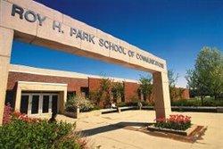 park school entrance