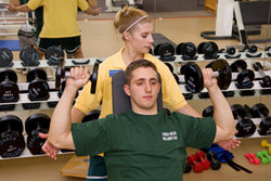 personal training at Ithaca College