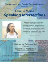 speakingintersections