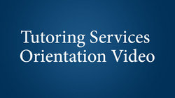 tutoring video thumbnail image