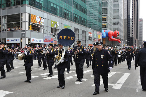 NYPD Police Band