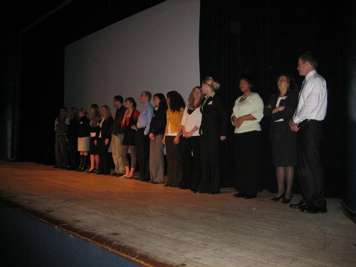 AWNY Scholarship Award Winners