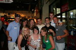 Alumni group at Harpoon Brewery
