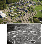 IC Campus in 1965 and 2015