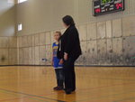 Danny and Jackie Durling speak to teams about wish kid Danny�s journey through battling Cancer.