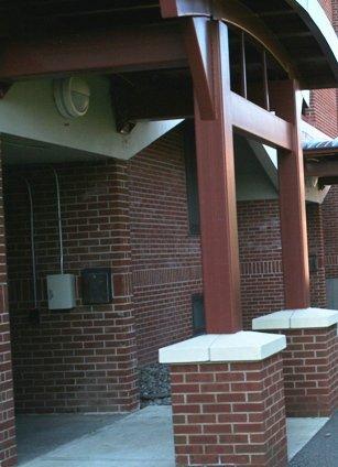 Garden 27 Entryway Garden Apartments Residential Life Ithaca College