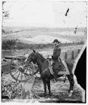General William Tecumseh Sherman on Horseback