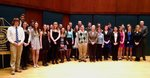 H&S student inductees
