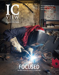 cover image for the winter 2016 issue of ICView magazine