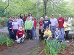 IC Alumni Spruce Up Herter Park